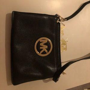 Michael Kors crossbody purse black